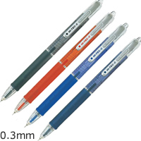 ハイテックCスリムノック03ボールペンの画像