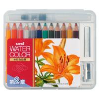 水彩色鉛筆コンパクトセット12 ライトトーンの画像