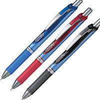 ノック式エナージェル ニードルチップボールペン 0.5mmの画像