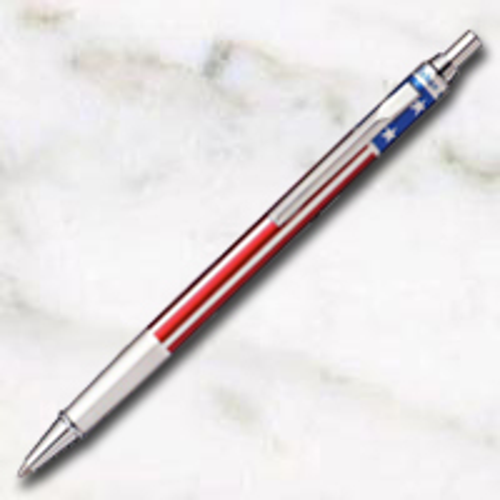 フィッシャースペースペン フラッグペン アメリカンフラッグの画像