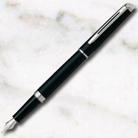ウォーターマン メトロポリタン エッセンシャル マットブラックCT 万年筆の画像