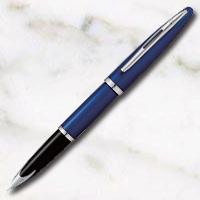 ウォーターマン カレン ブルーST 万年筆 18金ペン先の画像