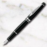 ウォーターマン エキスパート エッセンシャル ブラックCT 万年筆の画像