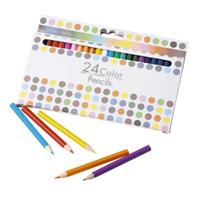 24色カラーペンシルの画像