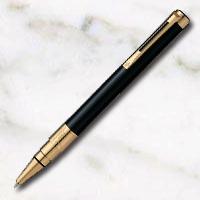 ウォーターマン パースペクティブ ブラックGT ボールペンの画像
