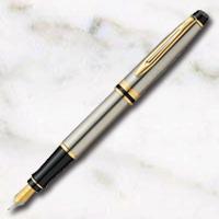 ウォーターマン エキスパート エッセンシャル メタリックGT 万年筆の画像
