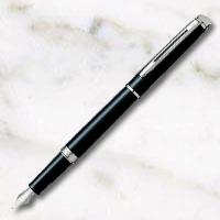 ウォーターマン メトロポリタン エッセンシャル ブラックCT 万年筆の画像