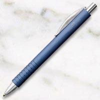 ファーバーカステル エッセンシオ アルミニウム ブルー ボールペンの画像