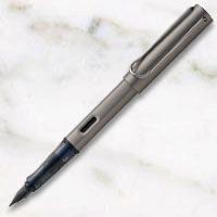 ラミー ルクス ルテニウム 万年筆の画像