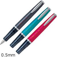 タイムラインゲル<PRESENT> ゲルインキボールペン 0.5mmの画像