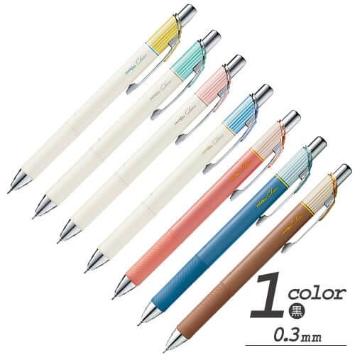 エナージェル クレナ ゲルインキボールペン 0.3mm ニードルチップの画像